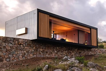 Casa prefabricada casas modulares casa modular casas for Construccion modular prefabricada