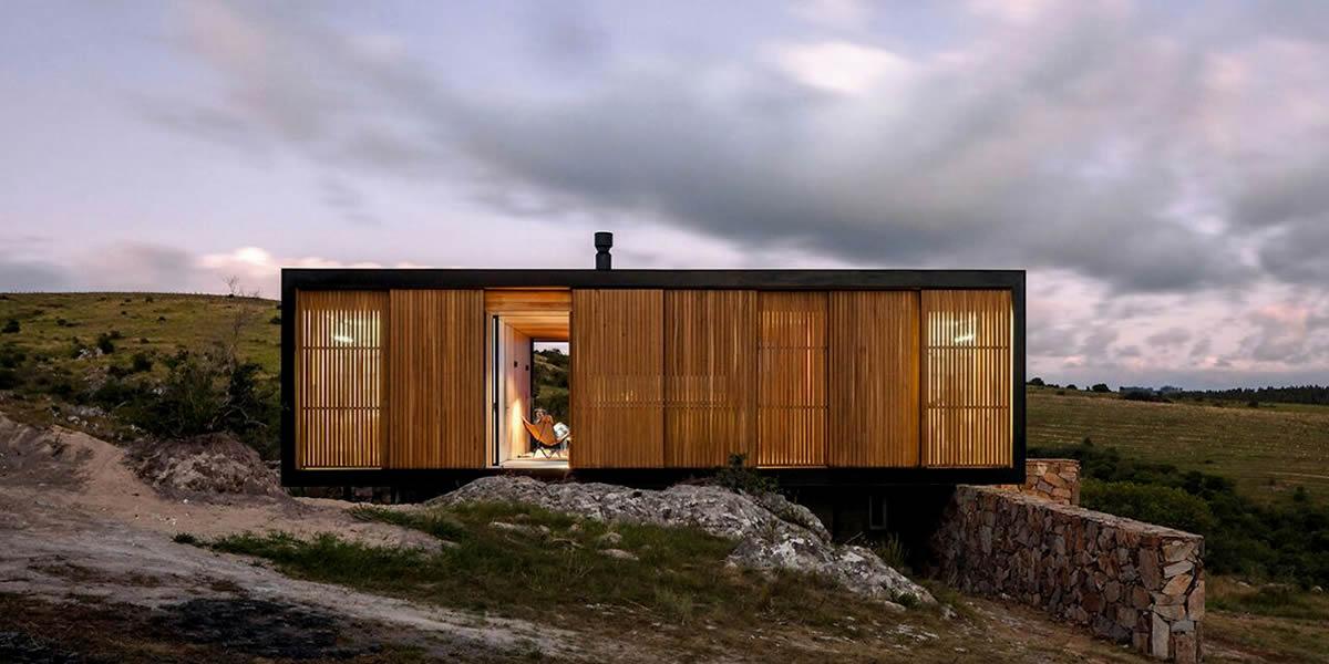 Casas prefabricadas chile prefabricada oficinas - Casas prefabricadas modulos ...